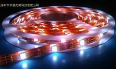 LED滴胶防水软灯条