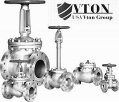 進口美國威盾VTON閘閥