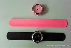 簡單時尚拍拍手錶1