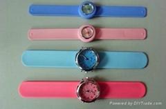 簡單時尚拍拍手錶2