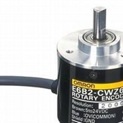 供应欧姆龙原装编码器 中山 E6A2-CW5C 100P/R