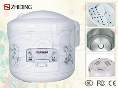 1.0L to 2.8L Capacity Deluxe Rice Cooker