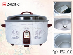 3.6L to 12L Large Control Panel Rice Cooker