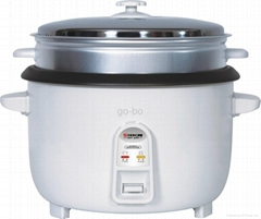 4.2L,1600W Big Drum Rice Cooker