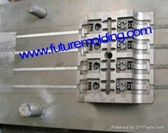 Nylon Cable Tie Mould