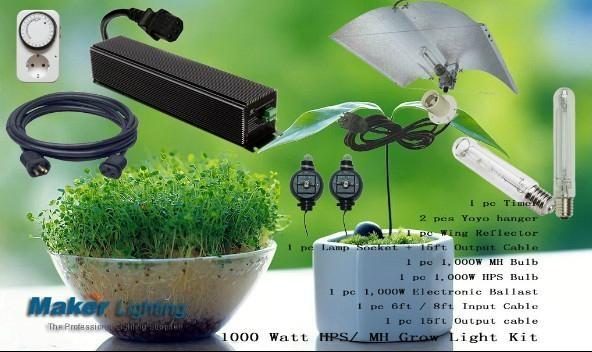 1000w hid grow light kit mk w kit1000 china manufacturer other. Black Bedroom Furniture Sets. Home Design Ideas