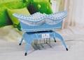 Unique design swing baby cradle