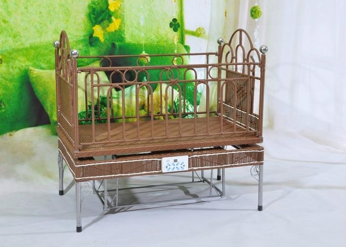 Unique multifunction swinging baby crib or bed - L07_1290 ...
