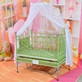 Hot!!voice control music baby crib cot