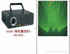 G100單綠激光燈