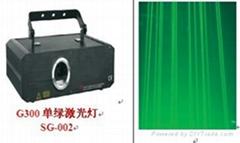G300單綠激光燈