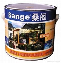 哈尔滨防腐木油漆