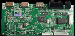 雙HDMI接口8聲道音頻解碼板DI35H