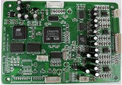 7.1聲道DTS/杜比數碼AC-3音頻解碼板(DA32VB)