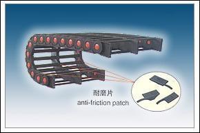 适用于往复运动场合的坦克链 4