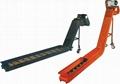 数控立车专用链板式排屑输送机 4