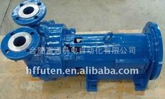 Explosion-proof vacuum pump
