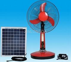 Rechargeable Standing Fan /Solar fan