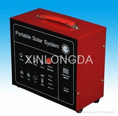 12V40AH battery and controller box