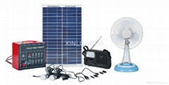 Portable Solar System CES-1220