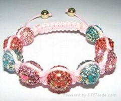 Wholesale Fashionable Shamballa Bracelet