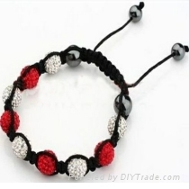 wholesale fashion shamballa bracelet