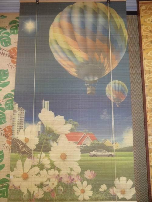 竹窗帘 4