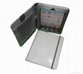 智能超薄蘋果平板IPAD保護套   2