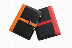 2013 newest style leather organizer with