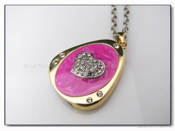 Nice gift jewellery flash drive usb 20 jl l 002 oem china nice gift jewellery flash drive usb 20 4 negle Image collections