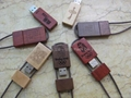 Wooden USB pen drive -with logo laser imprint -16gb