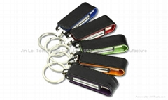Novelty OEM Leather USB Flash Memory Stick