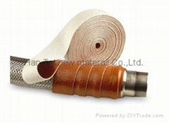 Silicone Rubber coated Fiberglass Firetape