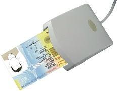 USB smart card reader/writer(SCR-N99)