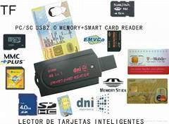 USB smart card reader/writer(SCR-80)