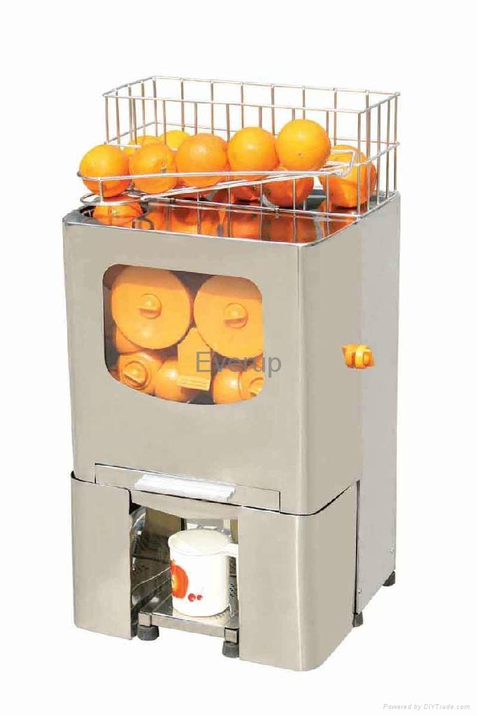 Automatic orange juicer(EJ-E1) 1