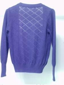 Ladies cardigan knitwear 2