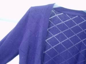 Ladies cardigan knitwear 3