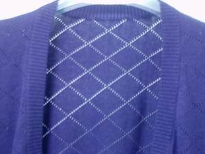Ladies cardigan knitwear 4
