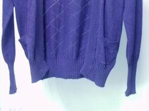 Ladies cardigan knitwear 5