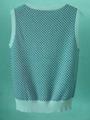 knit jacquard vest 2
