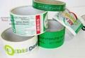 Adhesive Printed Tape