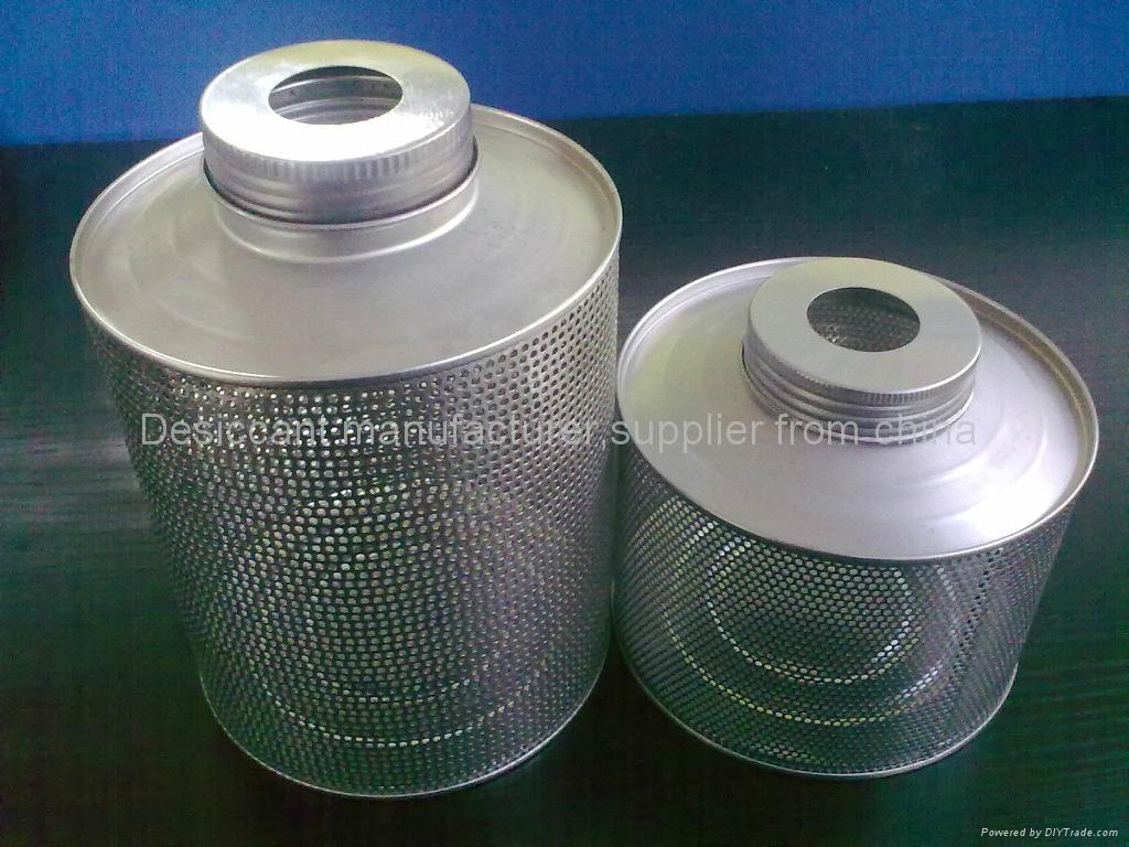 硅膠鋁罐 1