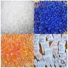 硅胶干燥剂包