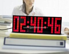 2011年最熱銷的紅色LED鬧鐘