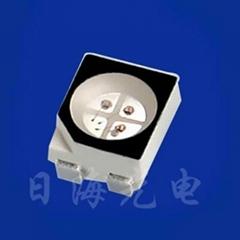 SMD3528RGB全彩貼片led