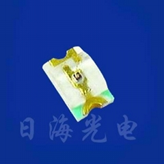 0805/2012黃光黃綠貼片led