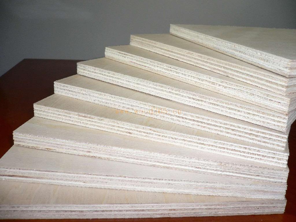 楊木多層板 1