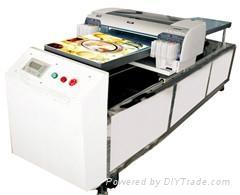 電腦外殼數碼彩印機 1