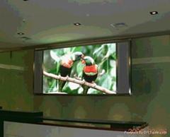 P6 indoor full color display